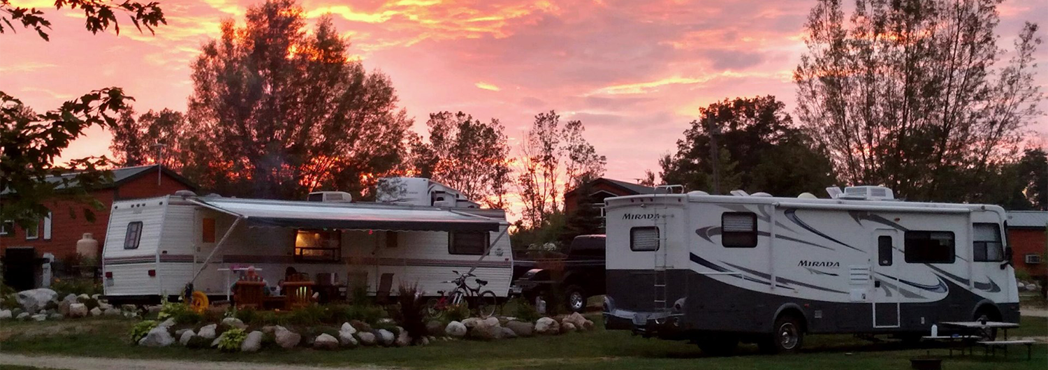 Campgrounds Rv Parks West Michigan