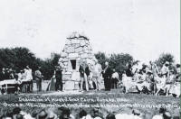 Hugh H. Gray Cairn on June 28, 1938