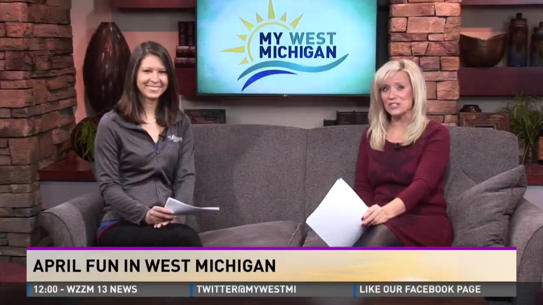 News West Michigan >> April Fun In West Michigan West Michigan Tourist Association