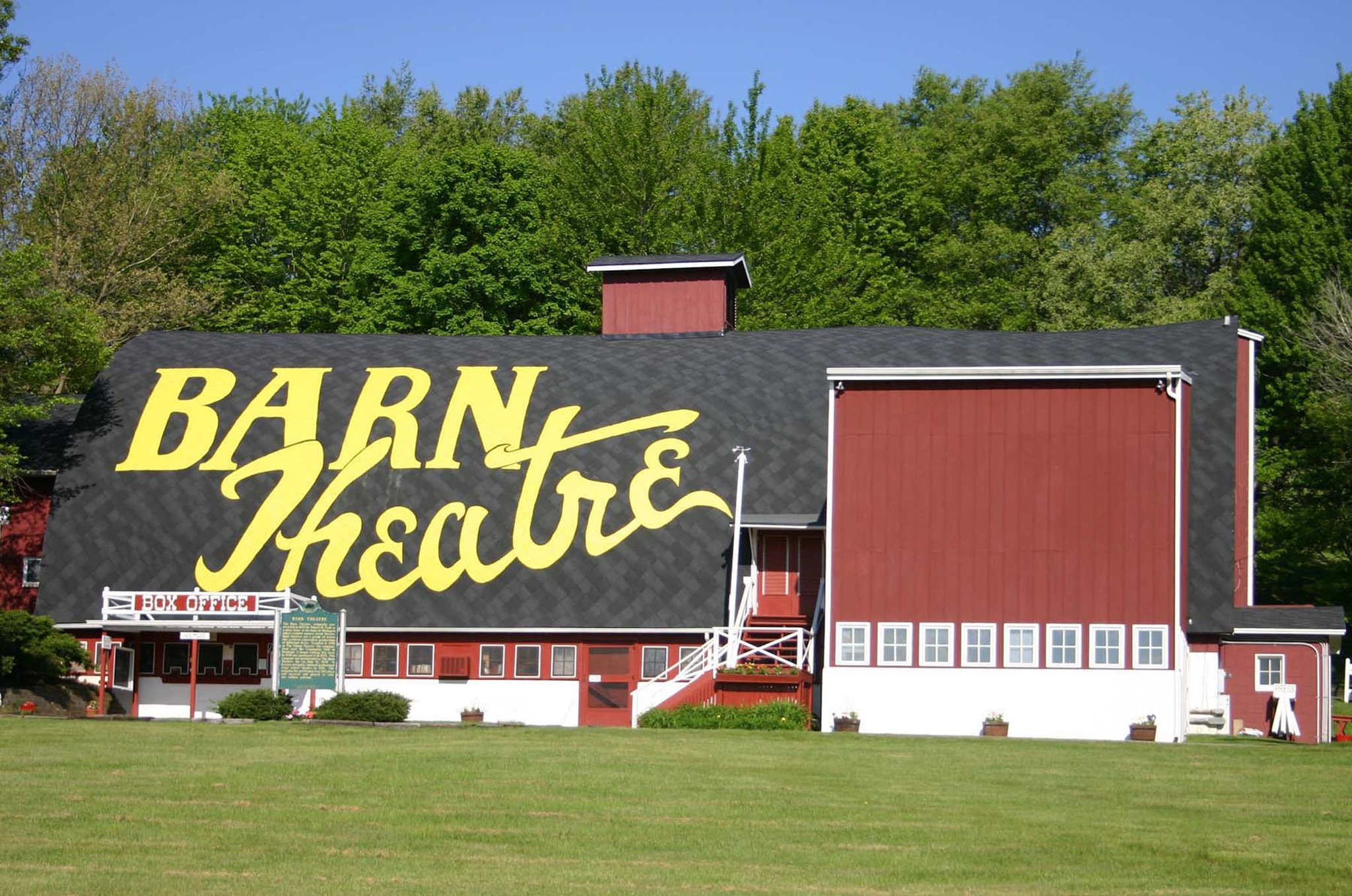 Red Barn Comedy Tour
