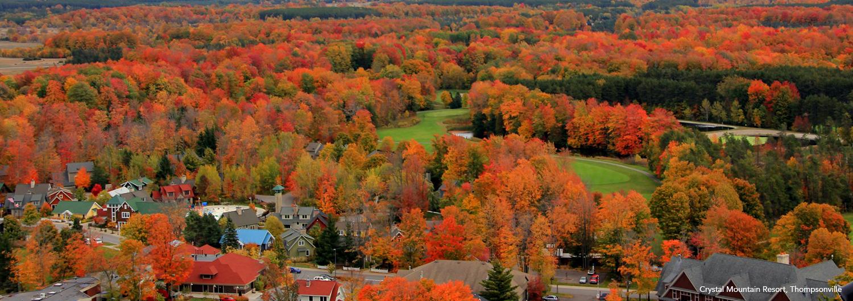 Fall Color Tours West Michigan Tourist Association