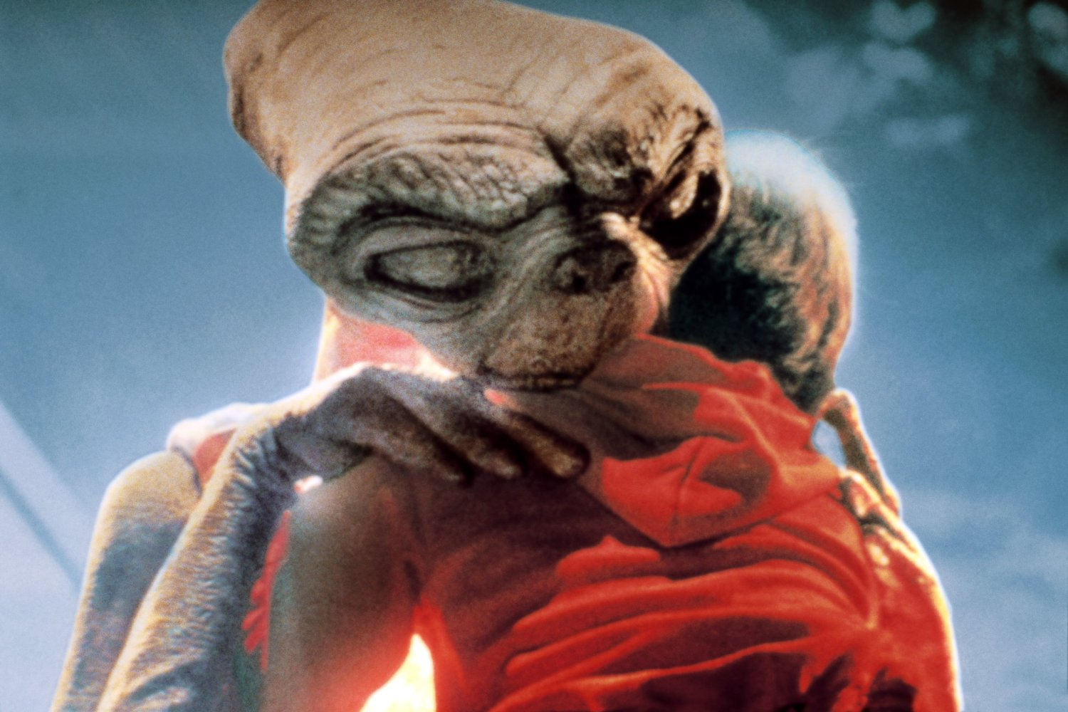 See E.T. the Extra-Terrestrial as You've Never Seen It ...