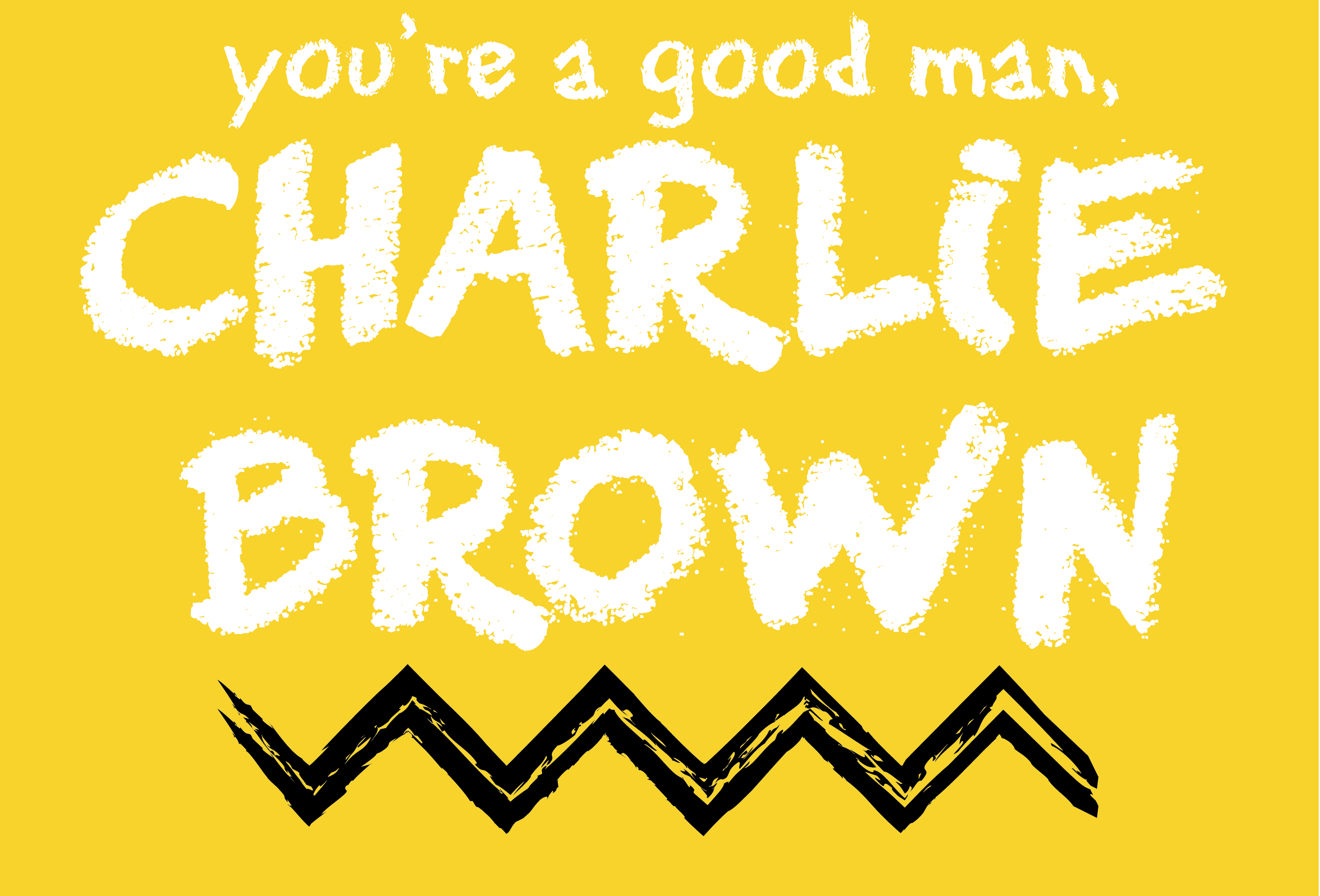You Re A Good Man Charlie Brown Musical Coming To The