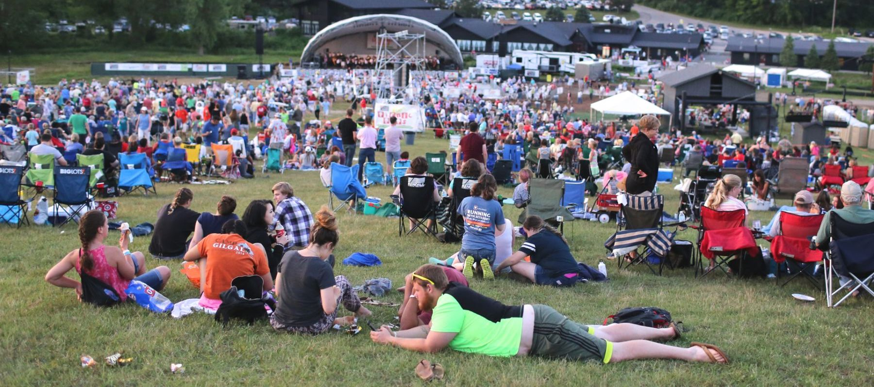 Grand rapids symphony will rock the hills of cannonsburg - Home and garden show 2017 grand rapids ...