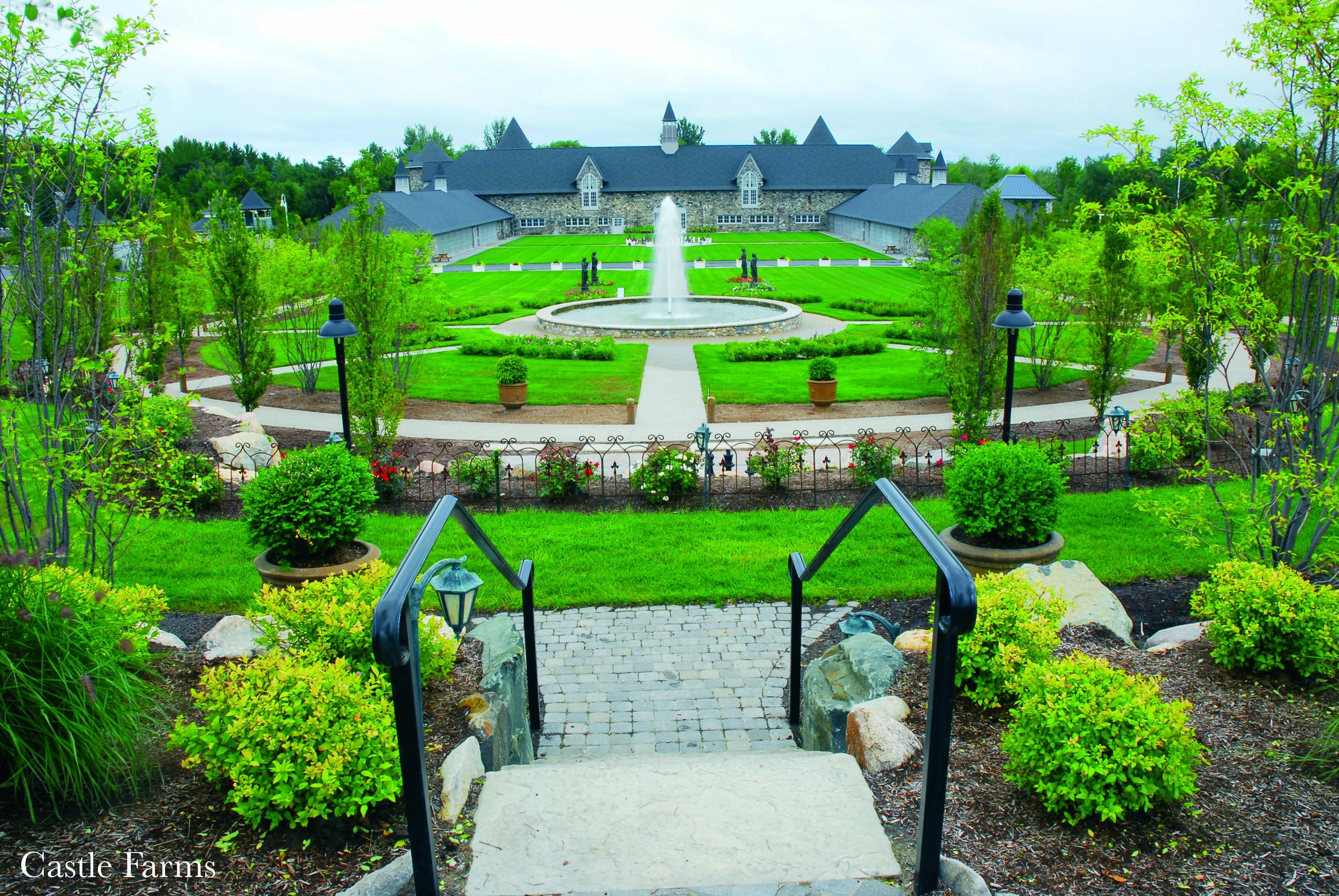 garden destinations in west michigan west michigan tourist association