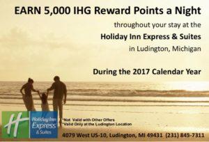 Earn 5,000 IHG Rewards