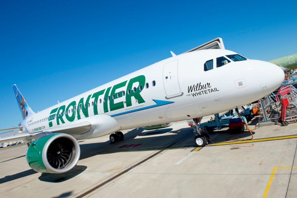 Frontier Announces Return to GFIA