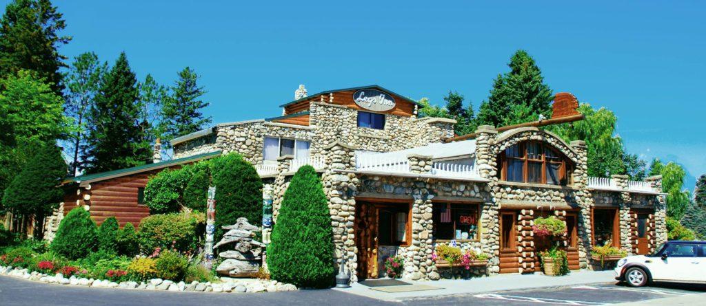 Legs Inn Offers Food, Fall Sights, & History West Michigan Tourist ...
