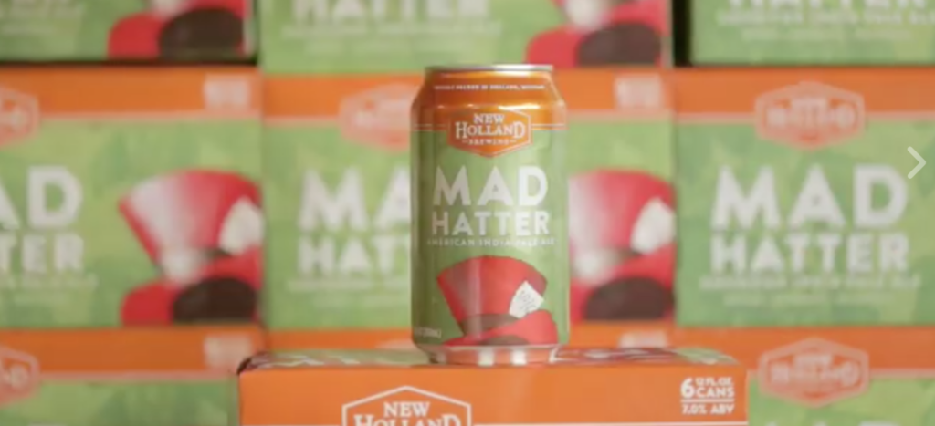 New Holland Brewing Announces Canning Line and First Canned Products