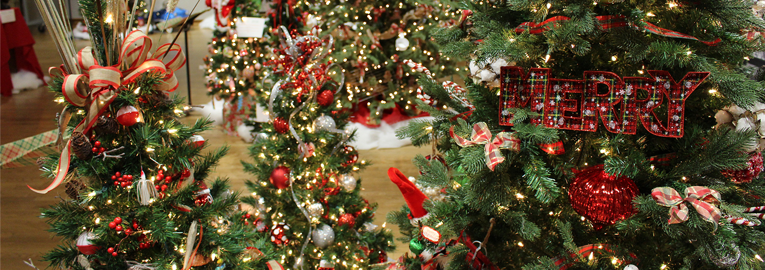 Festival of Trees Opens November 22nd at Muskegon Museum of Art West