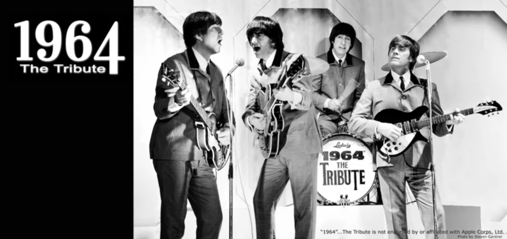 1964 The Tribute Returns to The Mendel Center