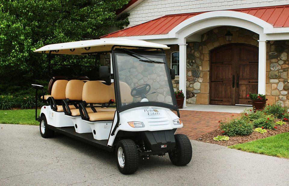 "Brys Estate Launches Unique ""Wine Wagon"" Tour & Tasting Experience"
