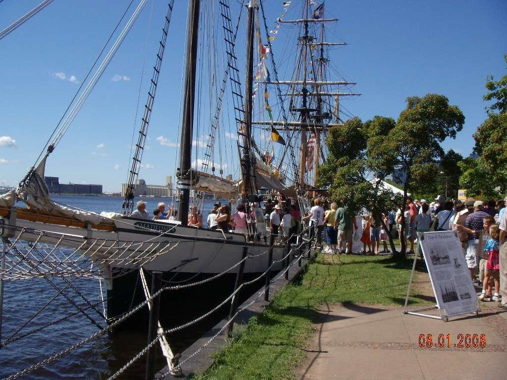 The Historical Society Brings Maritime History to Life in Harbor Springs!