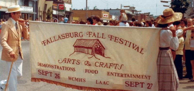 Annual Fine Arts and Crafts Festival at Fallasburg Park, September 15th & 16th