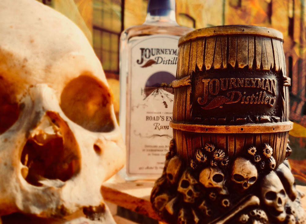 Rum Barrel Mug Revealed at Pop-up Tiki Bar Event