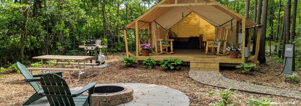 Michigan campeggi completo hook up sito di incontri per newyorkesi