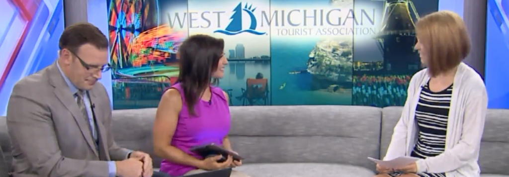 Upcoming events with West Michigan Tourist Association