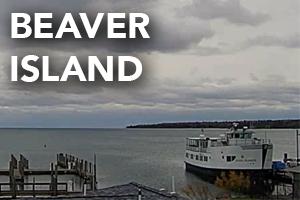 Beaver Island West Michigan Live Camera | West Michigan