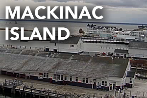 Mackinac Island   West Michigan Live Camera