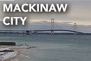 Mackinaw City | West Michigan Live Camera