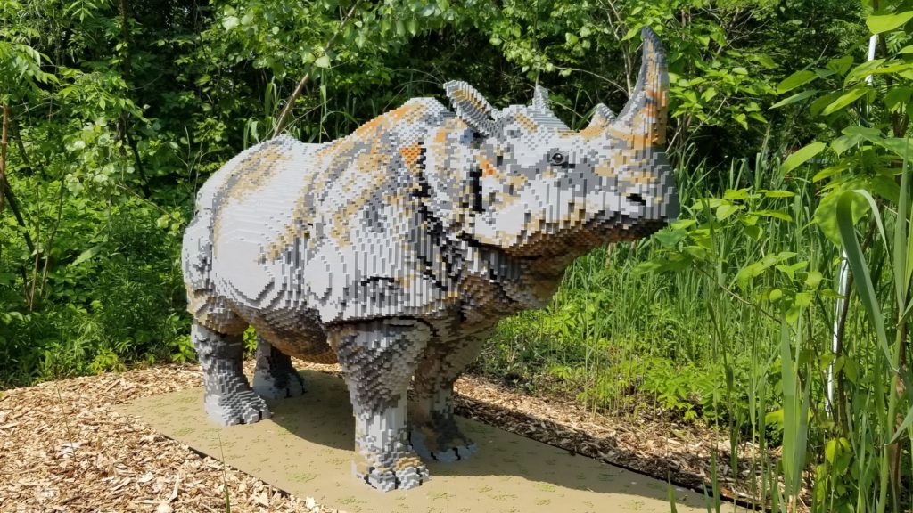 John Ball Zoo announces BRICKLIVE Animal Paradise arriving in May 2020