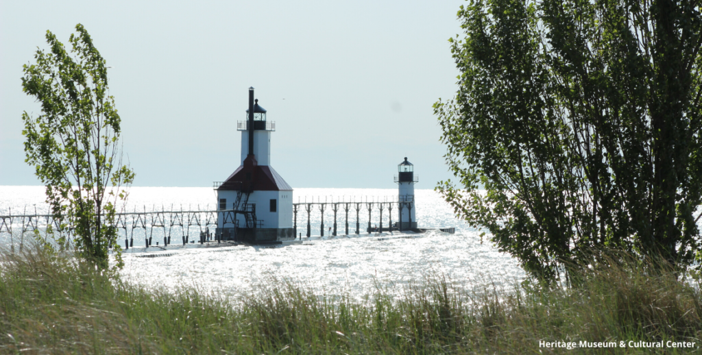 Lighthouses of West Michigan