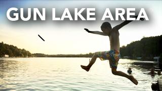 Gun Lake Area Guide